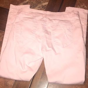 VIP Bottoms - PINK VIP JEANS